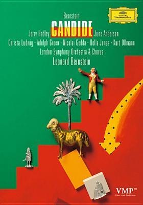 BERNSTEIN:CANDIDE BY HADLEY,JERRY (DVD)