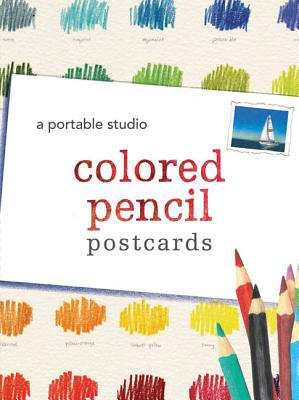 Colored Pencil Postcards By Anonymous